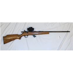 Lakefield Mossberg Model: II  bolt action Caliber: 22 Serial No. 5988428 Description: with Tasco wit