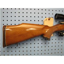 A...  CIL model 972 C  (Parker Hale) 7mm rem mag bolt action  Tasco 4x20 scope