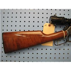 M... Winchester model 9422 M XTR lever action 22 Win Mag Dude Magazine Bushnell 2.5 x 8 scope