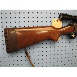 O... Remington model 722 bolt action 222 rem internal clip Leupold 10x scope