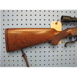 P... Ruger No. 1 falling block single shot 218 Bee Weaver K-10 - 1 scope