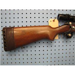 Q... Remington Model 722 bolt action internal clip 308 win Bushnell scopechief 2.5 x 8