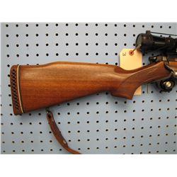 W... Remington Model 600 bolt action 308 win internal clip Leupold 1.5 x 5 scope