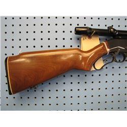 AO... Western field model  M865 Weaver action 22 caliber tube magazine Bushnell scope