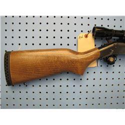 AW... new England arms handy rifle SB2 single shot break open 22 Hornet Bushnell banner scope