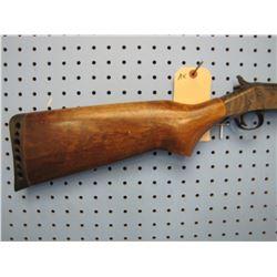 "AX... New England arms pardner II single shot break open 12 ga 3"" rifled bore for sabots"