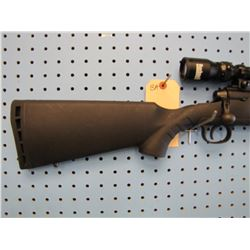 BA... Savage AXIS bolt action 270 win clip composite stock Bushnell 3 x 9 scope