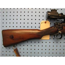 BK... Lee Enfield p14 bolt action 303 internal clip Electronics scope 3.5 to 10