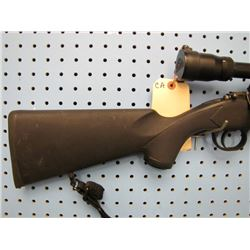 CA... Traditions lightning mag bolt action 50 cal muzzleloader with scope