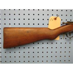 CV... Canuck 22 long rifle bolt action single shot stock chipped