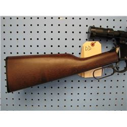 DD... Henry repeating arms 22 SL or LR lever action Simmons scope tube magazine