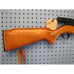 DE...Mossberg model 340 kg bolt action 22 s. L. or LR clip gevelot scope