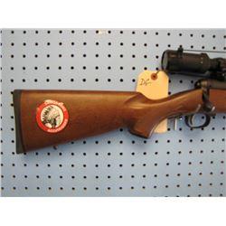DG... Savage model 10 bolt action 22 - 250 clip Weaver scope 3 - 9 x 40