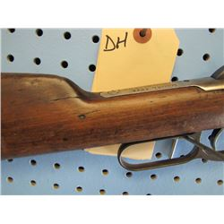 DH... Winchester model 1894 lever action 30 WCF saddle ring stock has minor dings