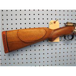 DU... custom post-war 98 Mauser M24/47 bolt action internal clip stock has been repaired left hand c