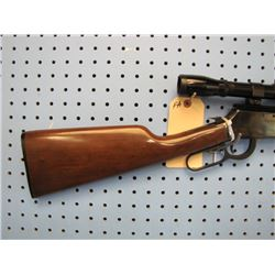 FA... Winchester Model 9422 m lever action 22 Win Mag Bushnell 6X Banner scope