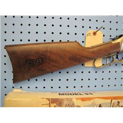 FC... Winchester model 1894 CPR commemorative 32 Winchester special leaver action saddle ring with b
