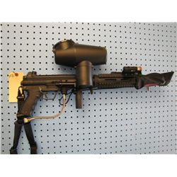 FD... Tippmann A5 paintball gun upgraded fire assembly upgraded Barrel upgraded accessory rail flash