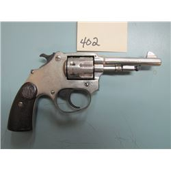 PROHIBITED:  Rossi Revolver .22 Cal 7 Shot