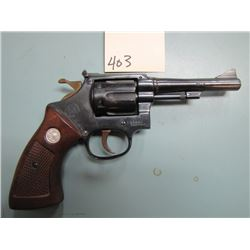 PROHIBITED:  Taurus Revolver .22 lr Cal 6 Shot Double Action