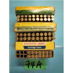 lot of 55 rounds 222 reloads