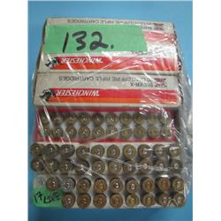 lot of 30/30 Winchester 17 live 39 brass