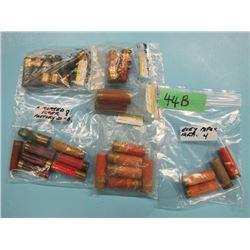 lot of collector shotgun shells