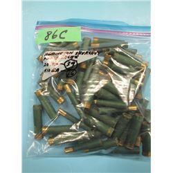 bag of Remington sure shot 20 gauge and 16 gauge paper cases