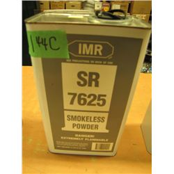 no shipping - can of IMR SR7625 powder consignor says full