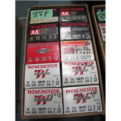 lot of 10 boxes 20 gauge hand loads
