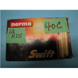 box 12 rounds 375 H&H Mag