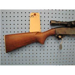 FJ... Remington Gamemaster model 760 pump-action 270 win Weaver scope