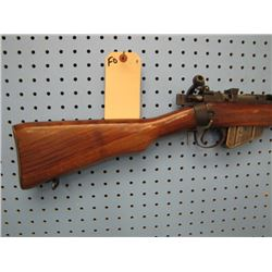 FO... Lee Enfield 1943 bolt action 303 clip sporterized