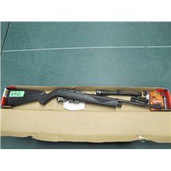 Crosman .177 caliber air gun model 1 0 7 7