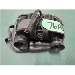 Bushnell 6 by 25 binoculars