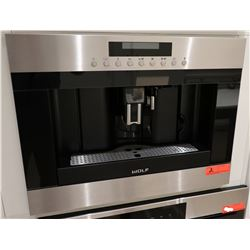 "Wolf Coffee Maker Model EC/24S (Front panel 23.5""W x 17.5""H)- Retail $3360"