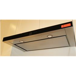 "Wolf Compact Exhaust Hood System, 36"" L, 19.25"" Depth, 2.5"" Thick"