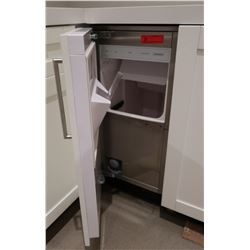 Sub-Zero Model UC-15IP Undercounter Ice Maker w/Cabinet Door Retail $3805