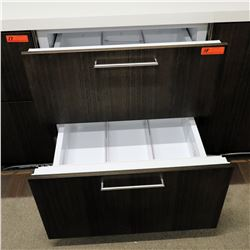 "Sub-Zero 2-Drawer Refrigerated Coolers (Cabinet Width 30""), Model ID-30C Retail $4550"