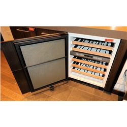Sub-Zero 424G/0 Under counter Wine Refrigerator  Retail $3245