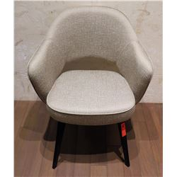 "Knoll Saarinen Executive Arm Chairs, Back Ht 31.5"", $1500 Retail Each"