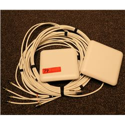 Qty 2 Luxul High Power AC1900 Dual-Band Wireless AP, Model XAP-1510 Retail $469