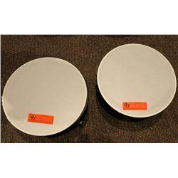 Pair of Sonance VP86R Audio Speakers Retail $875  Per Speaker