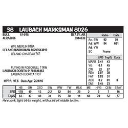 LAUBACH MARKSMAN 8026