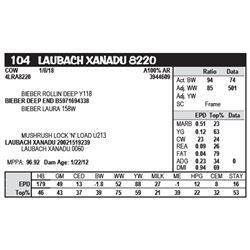 LAUBACH XANADU 8220