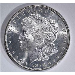1878 7TF MORGAN DOLLAR CHBU