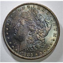 1883-O MORGAN DOLLAR CH BU