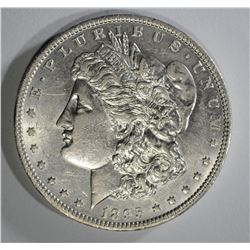 1895-O MORGAN DOLLAR AU/BU