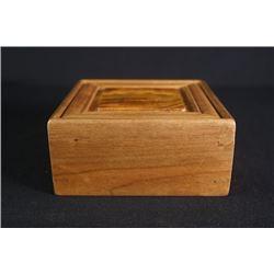 A Phoebe (Nanmu) Box.