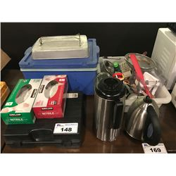 ASSORTED RESTAURANT SUPPLIES